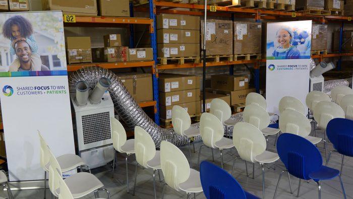 portable air conditioner rental sydney