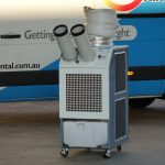 Portable air conditioner hire
