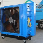 evaporative cooler hire
